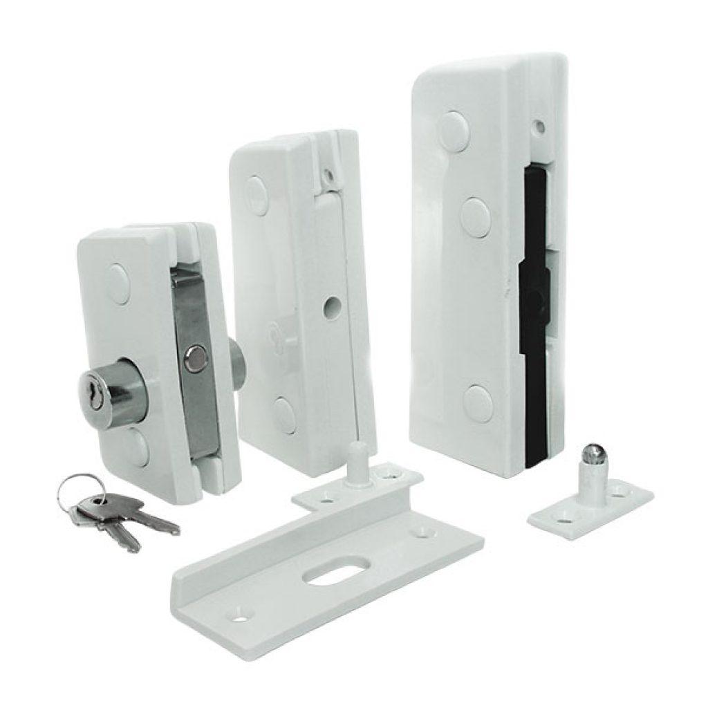 KIT 01 Porta Simples Pivotante Invertida