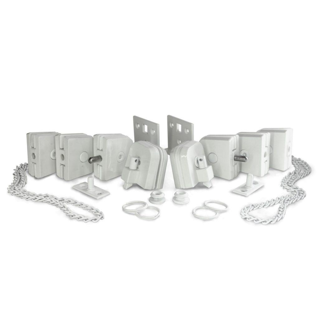 KIT 14 Basculante – Fixo – Basculante Invertido – Vidro Alvenaria